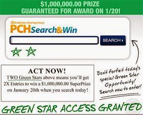 You could win a million dollar with pch sweepstakes | All to Win ...