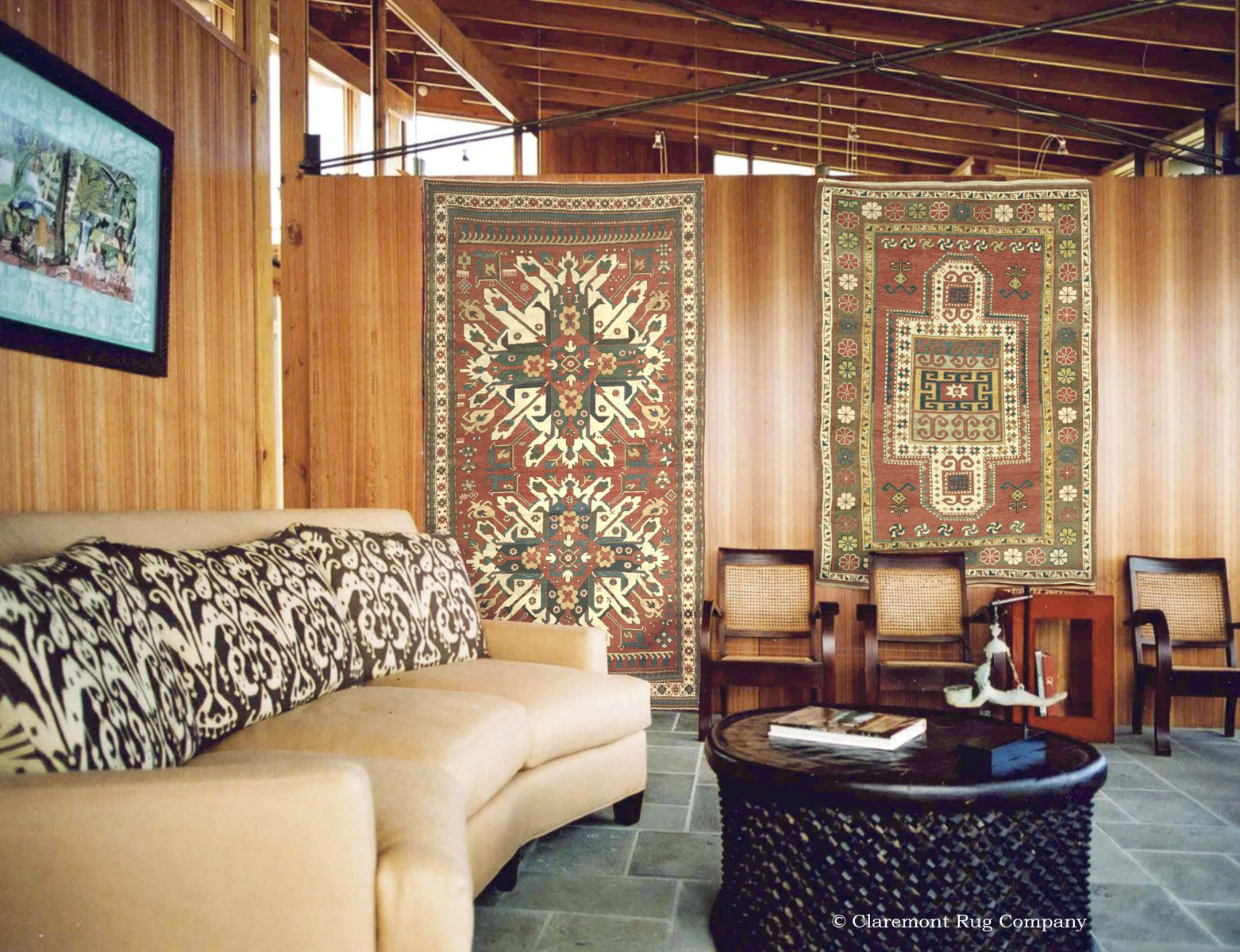 Many Connoisseurs Proudly Display Their Rugs As Wall Art Well The Floor