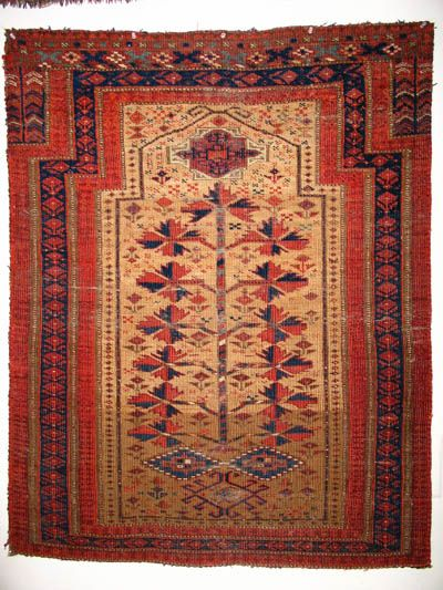 Turkotek Discussion Forums Tree Of Life Baluch Prayer Rugs Rugs Prayer Rug Muslim Prayer Rug