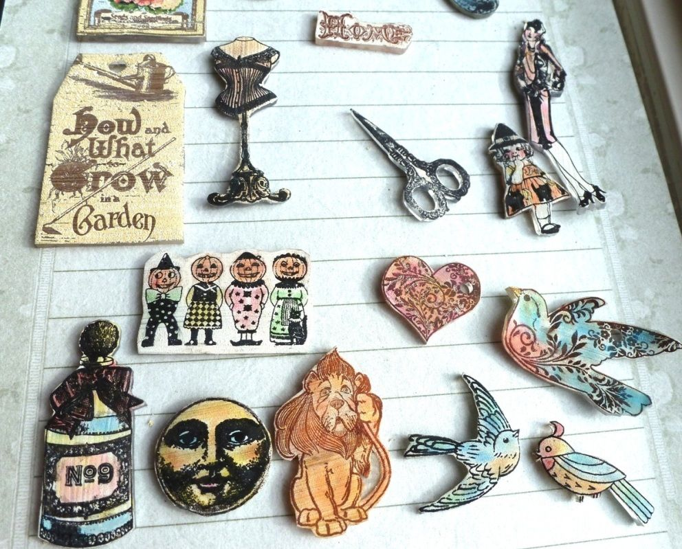 crafty secrets inspiring ideas, tutorials and tips for vintage paper