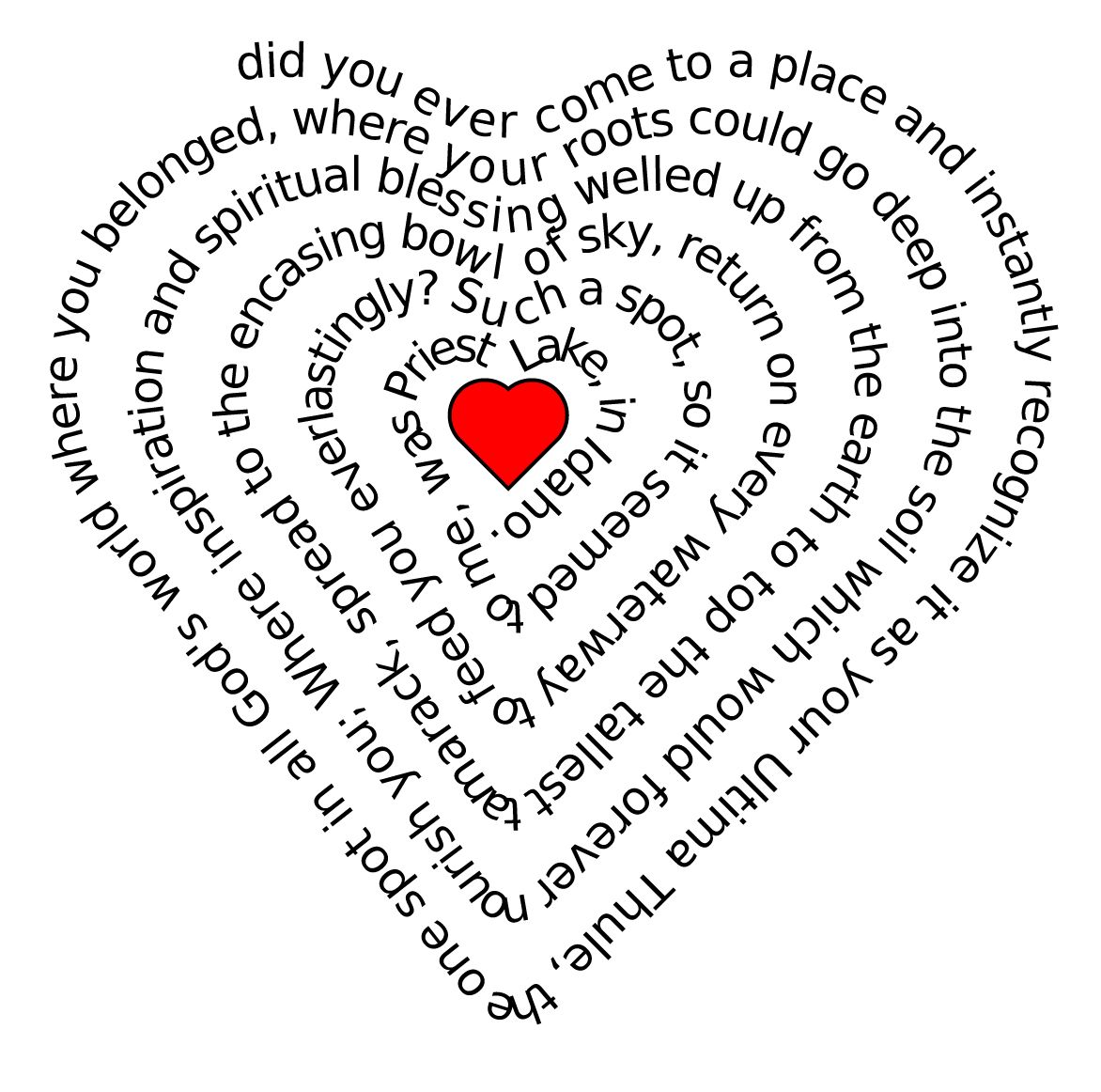 ..did you? I sure did! | Valentines day poems, Valentine