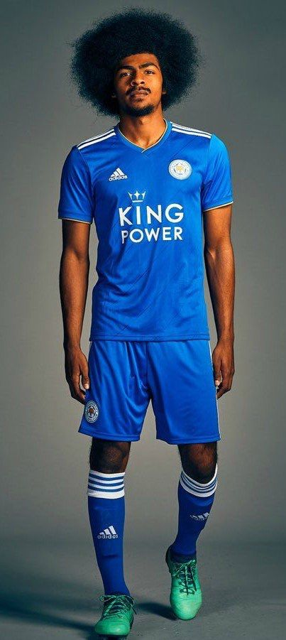 b3c518c1ccb61a Leicester City 2018 2019 Home Kit (By Adidas)