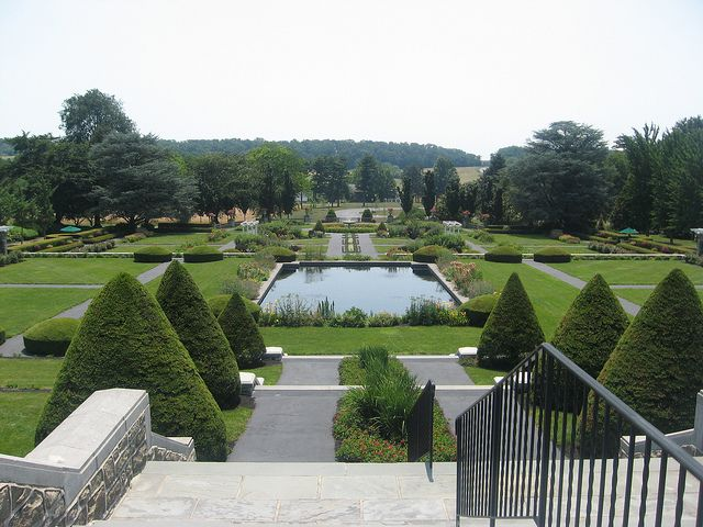 Bon Masonic Village Formal Gardens, Elizabethtown, PA Http://www.whereandwhen.