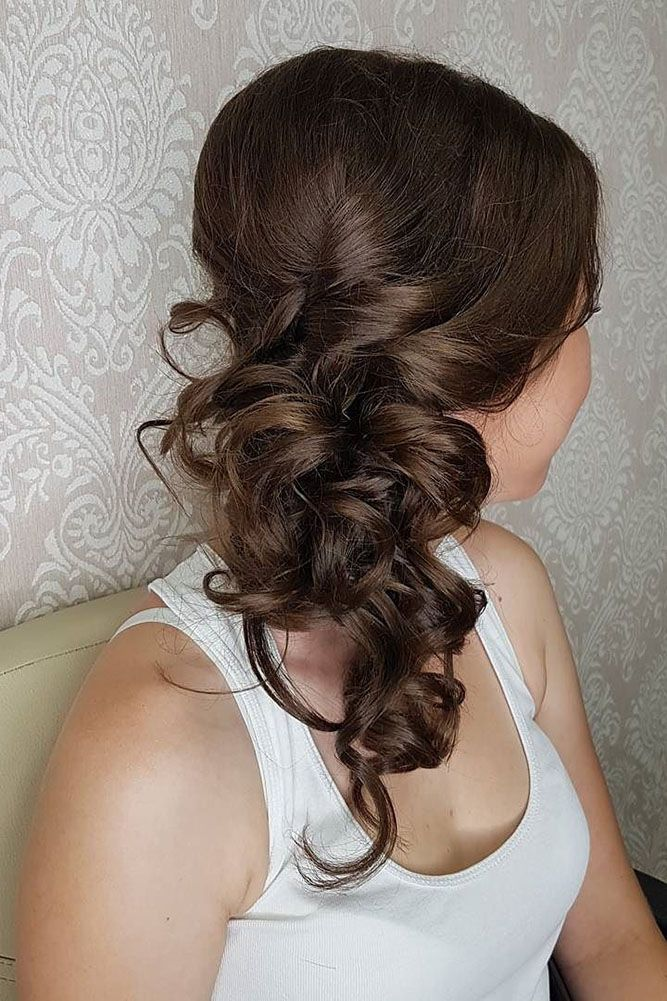 Bride Hairstyles Captivating 42 Mother Of The Bride Hairstyles  Updos Bridesmaid Hairstyles And