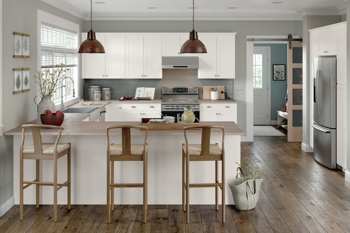 Kitchen Cabinetry Ideas And Inspiration At Value Prices Be Inspired By These Kitchen Cabinet Designs As You Stock Cabinets White Doors Kitchen Design