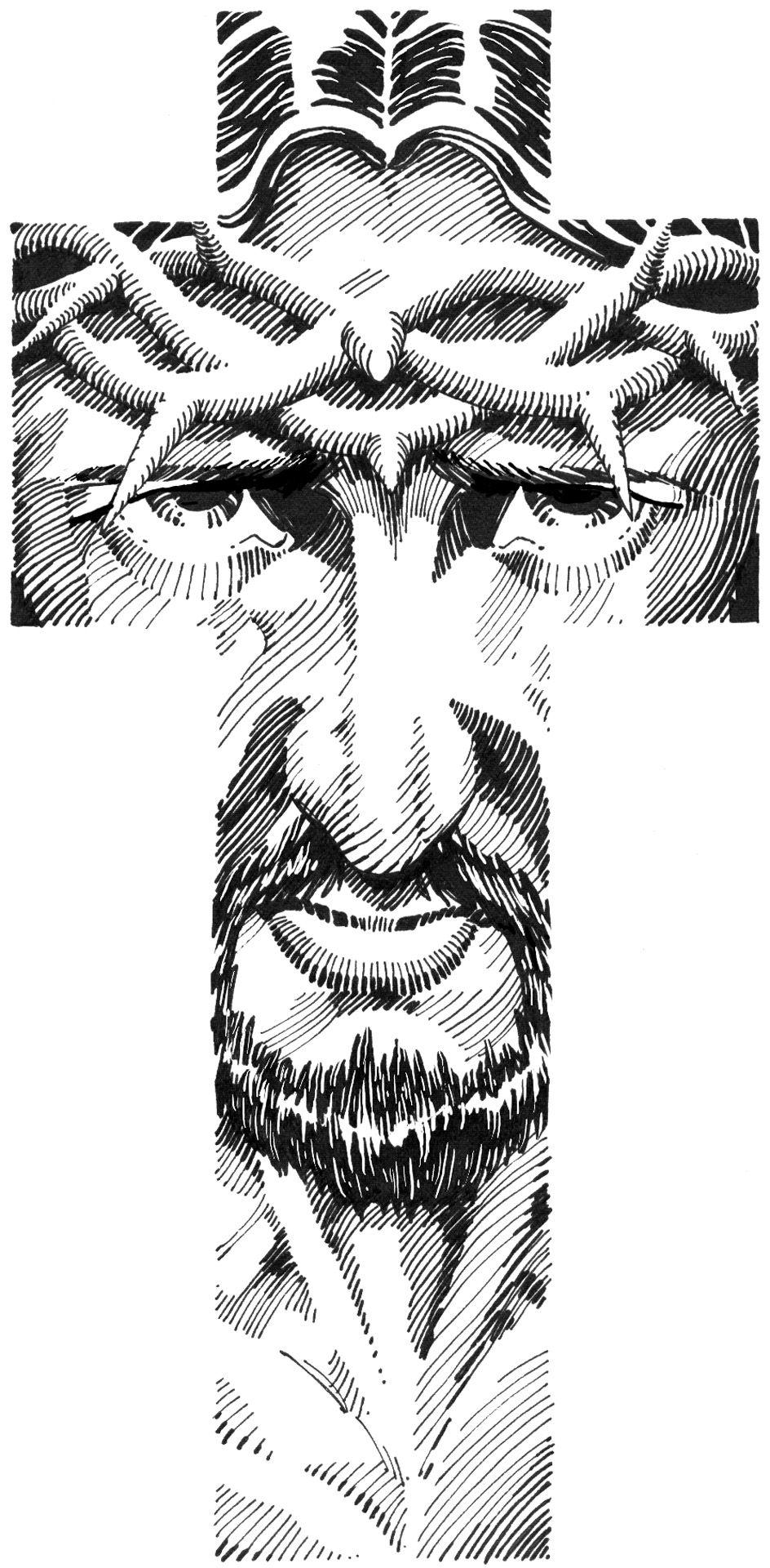Religious art drawings scottmcdaniel net christian art