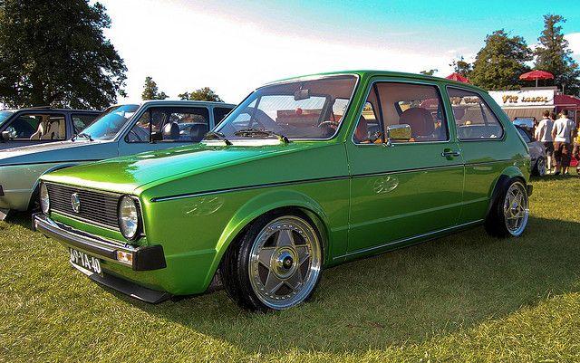 VW Golf mk1 GTI | Pimp My Ride | Volkswagen golf mk2 ...