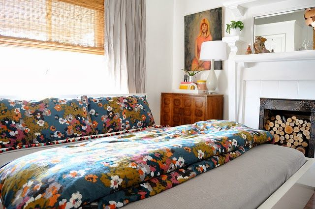 A Home Full Of Color: Small Home, Big Style: Emily @ Go Haus Go