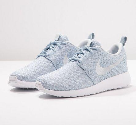 Nike Sportswear Roshe One Flyknit Błękitne Tenis 243 Wki I