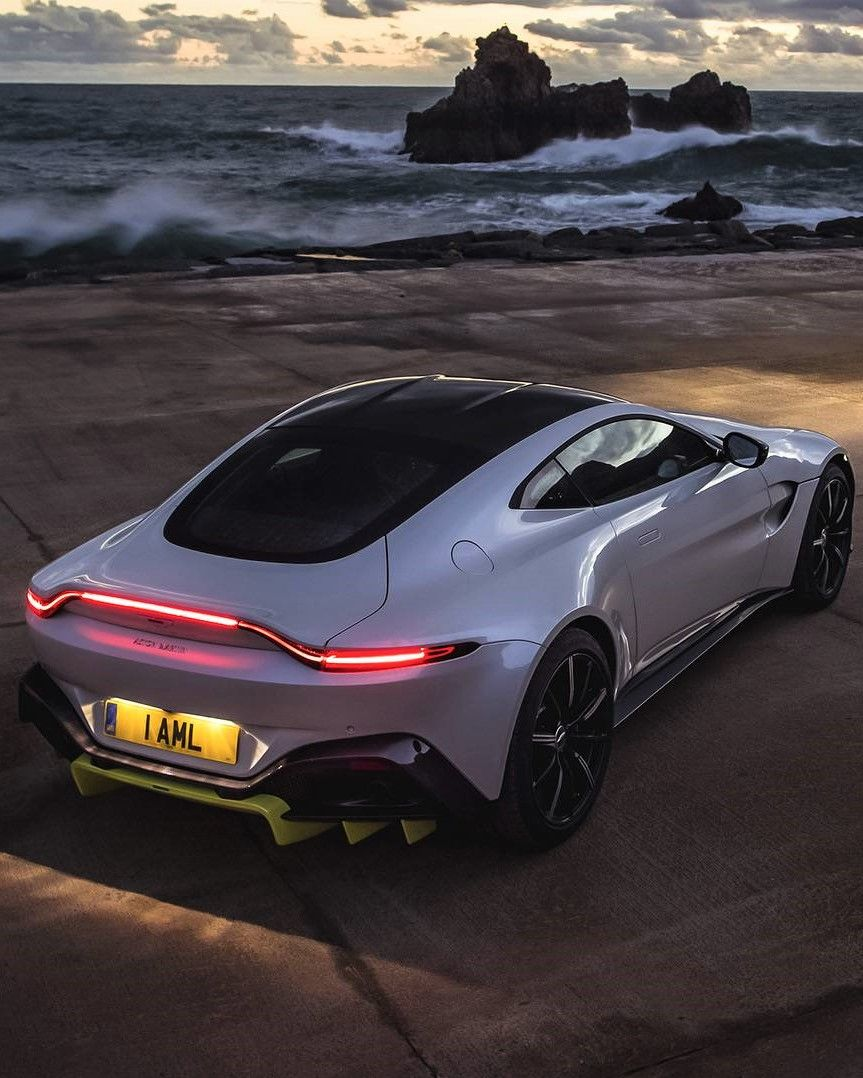 Luxury New Cars: 2019 Aston Martin Vantage - The MAN