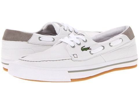 40e32c26e5cd Lacoste Sculler Lo WCR White - considering as a replacement to my Converse  Varvatos boat shoes.