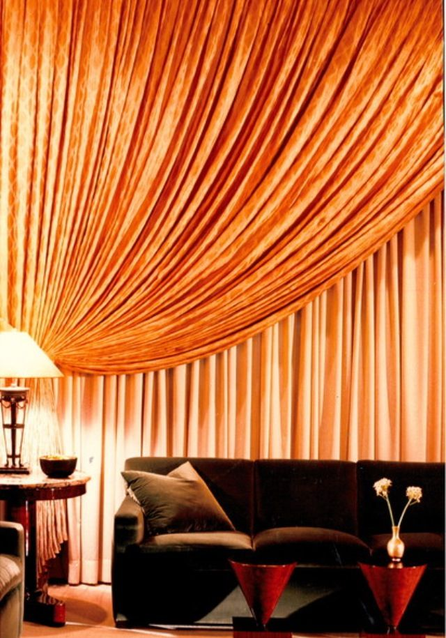 Stunning Orange Curtains  Orange Lemons  Colourboard Entrancing Orange Curtains For Living Room Review