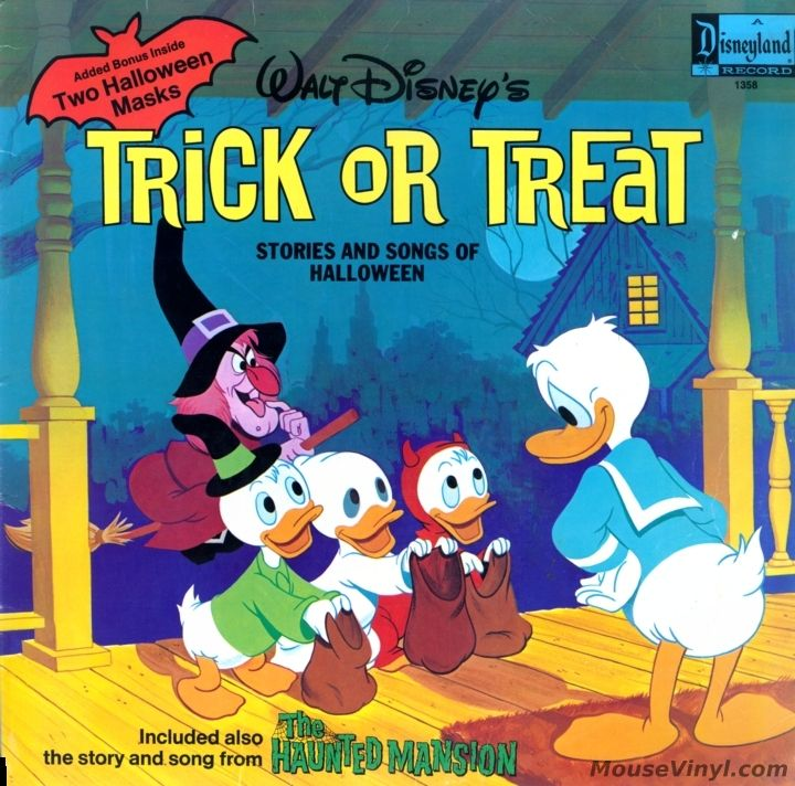 Trick or Treat Stories and Songs of Halloween by