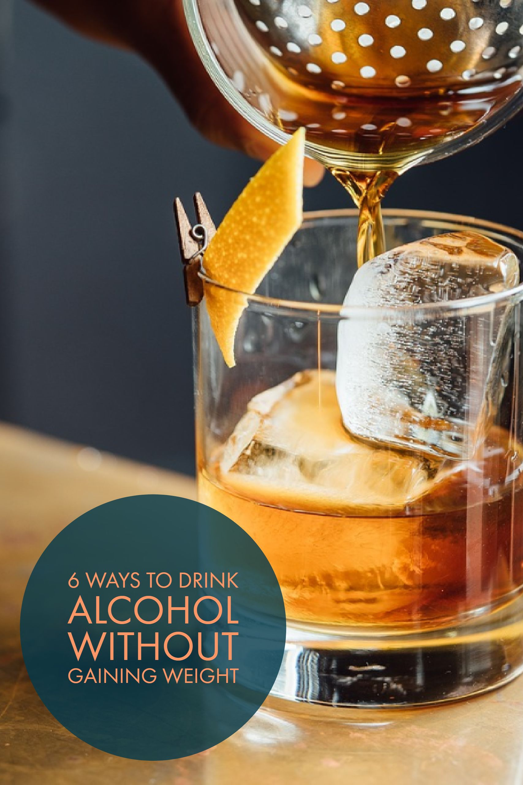 6 Guilt-Free Ways to Booze Without the Beer Gut