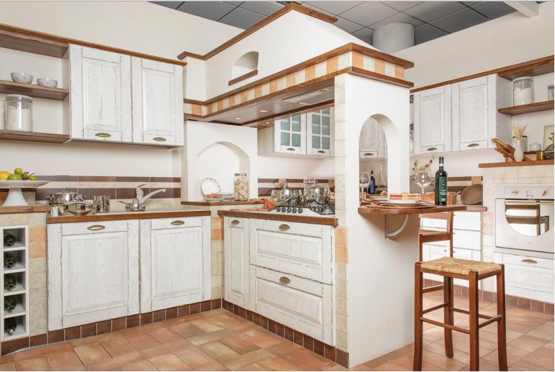 Comida Arredamenti: ti presenta la sua linea di cucine rustiche ...