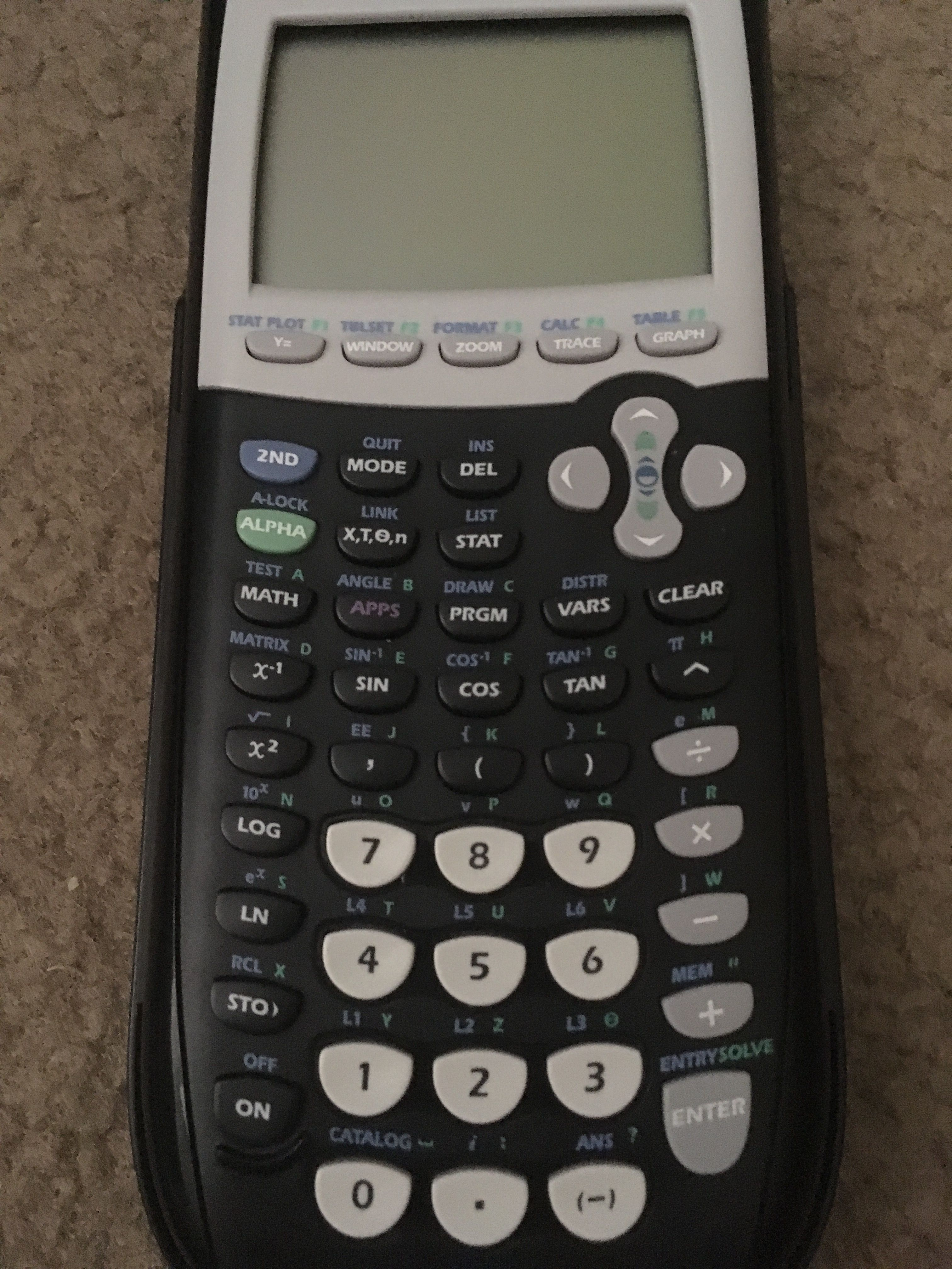 My Ti 84 Plus By Texas Instruments Useful Graphing
