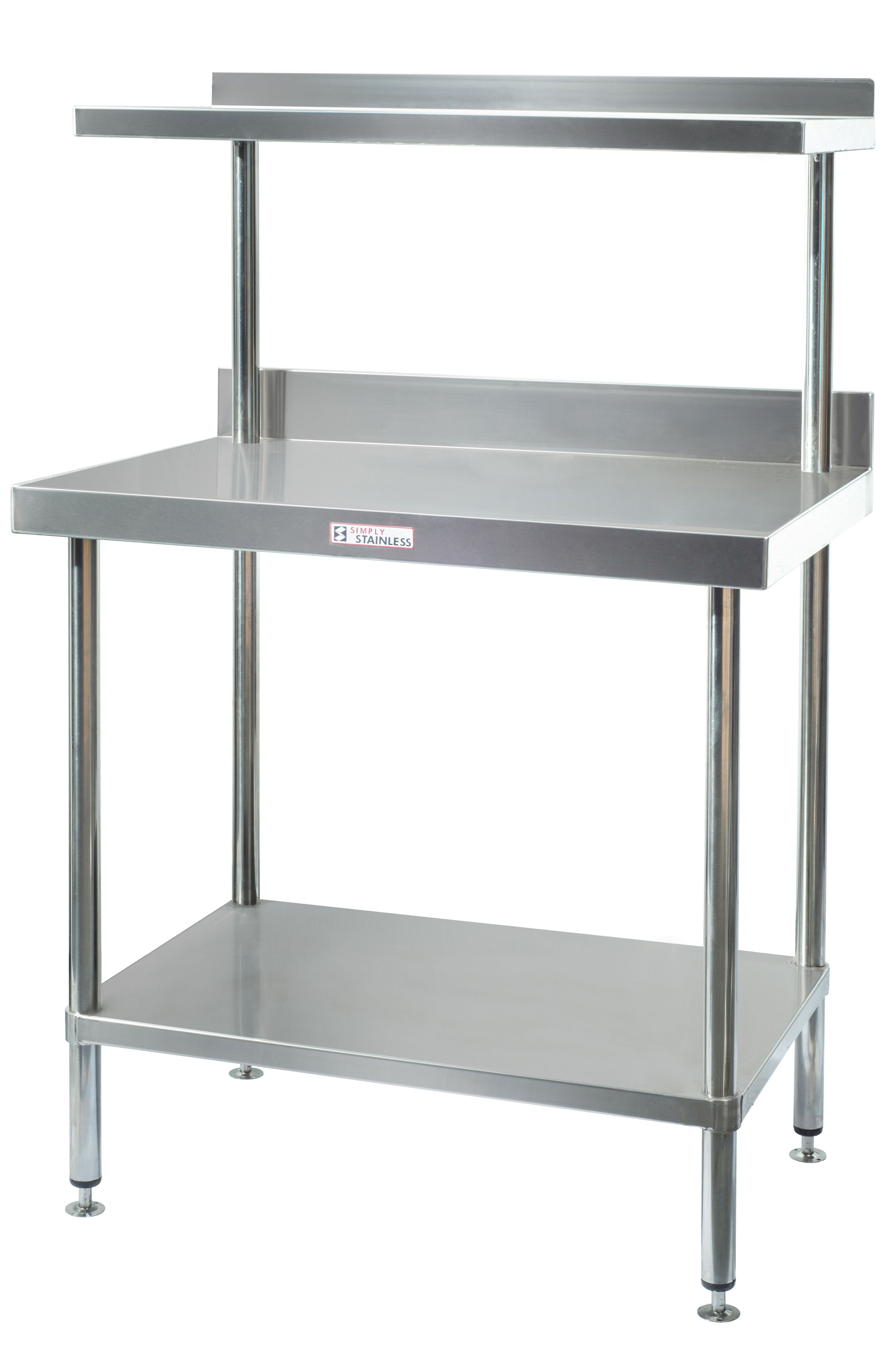 Simply Stainless Ss180900 Salamander Bench Commercial Kitchen Equipment Funeral Homes Prep Work