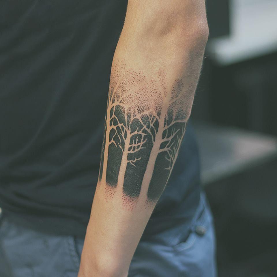 Jungle Street Tatto Tattoo