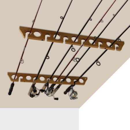 Sports Outdoors Ceiling Storage Rack Ceiling Storage Fishing