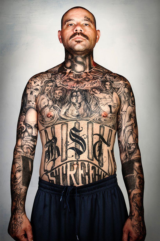 Gangster Stomach Tattoos : gangster, stomach, tattoos, Steven, Burton, Digitally, Deletes, Tattoos, Ex-gang, Members, Tattoos,, Japanese, Tattoo,, Gangster