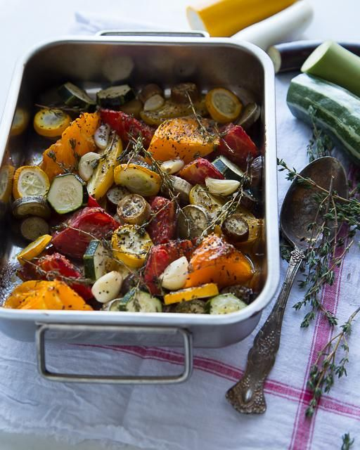 Ratatouille Recipe via Sweet Paul Magazine #SweetPaul