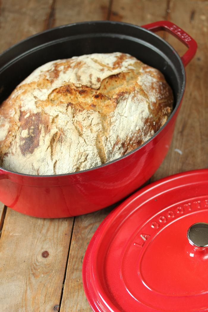 Landbrot & Bretonische Butter - Lisbeths