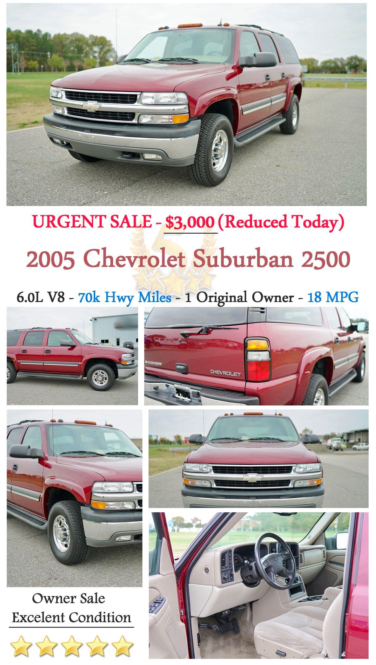 Pin By Robert Lupton On Best Deals Autos Chevrolet Suburban Chevrolet Suburban