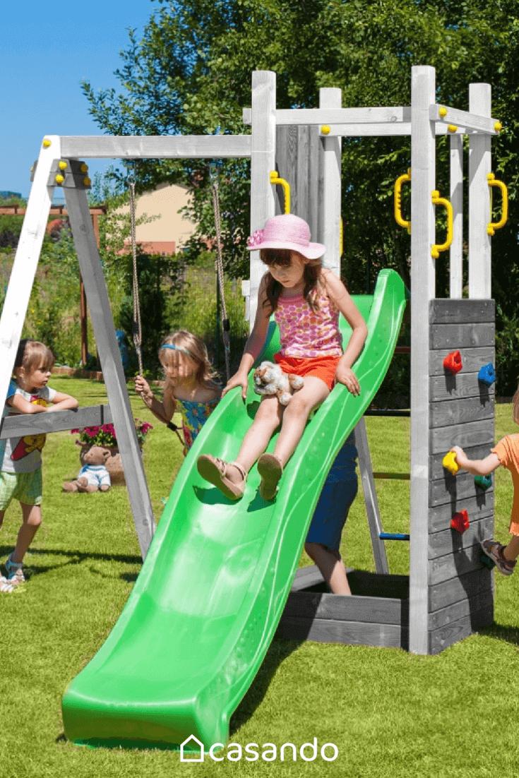 Extrem HORI Spielturm Funny 3 | outdoor | Spielturm garten, Spielturm CX28