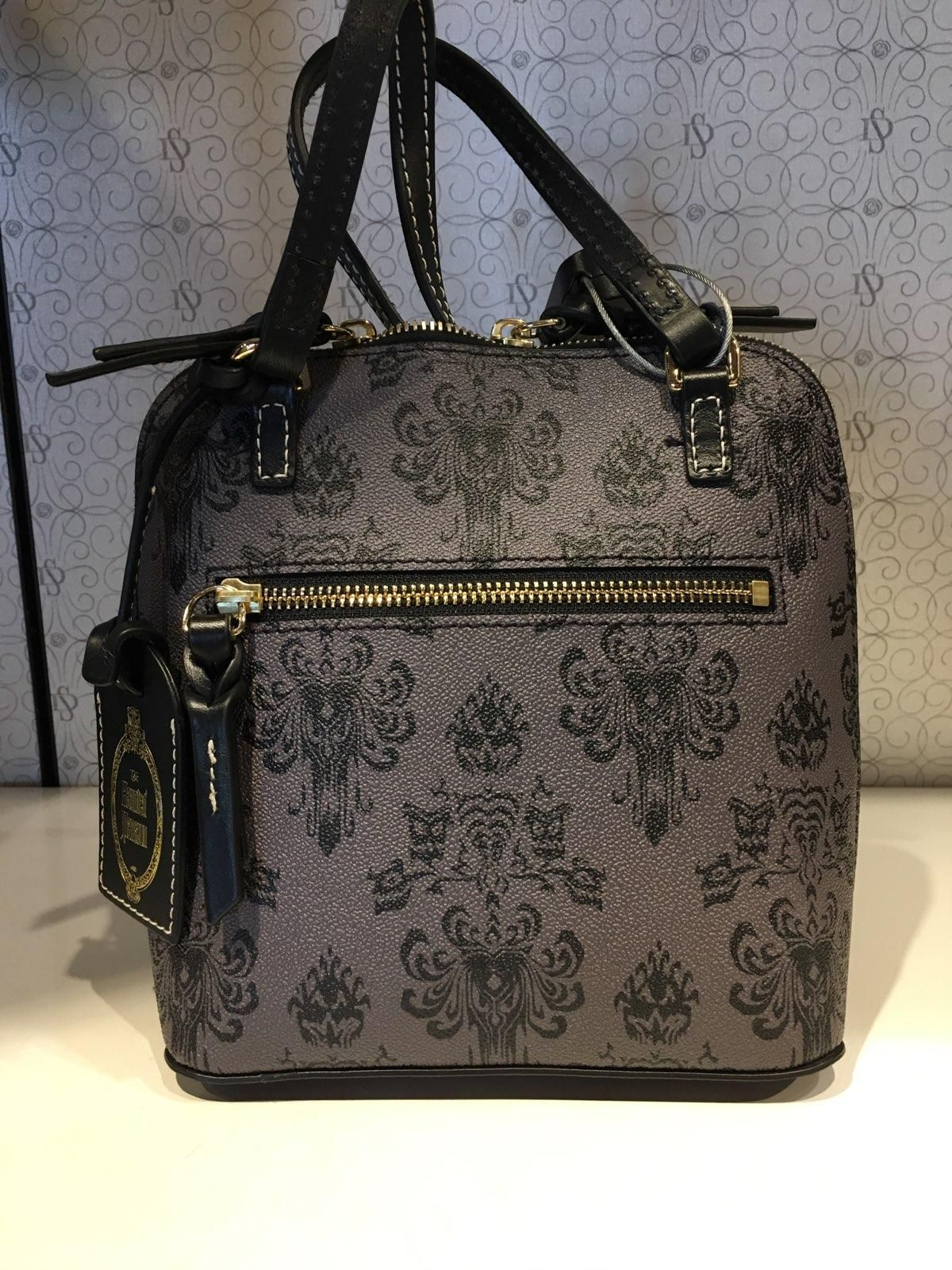 There are FOUR New Silhouettes of The Haunted Mansion Dooney and Bourke Bags ! 2de1b6222076b