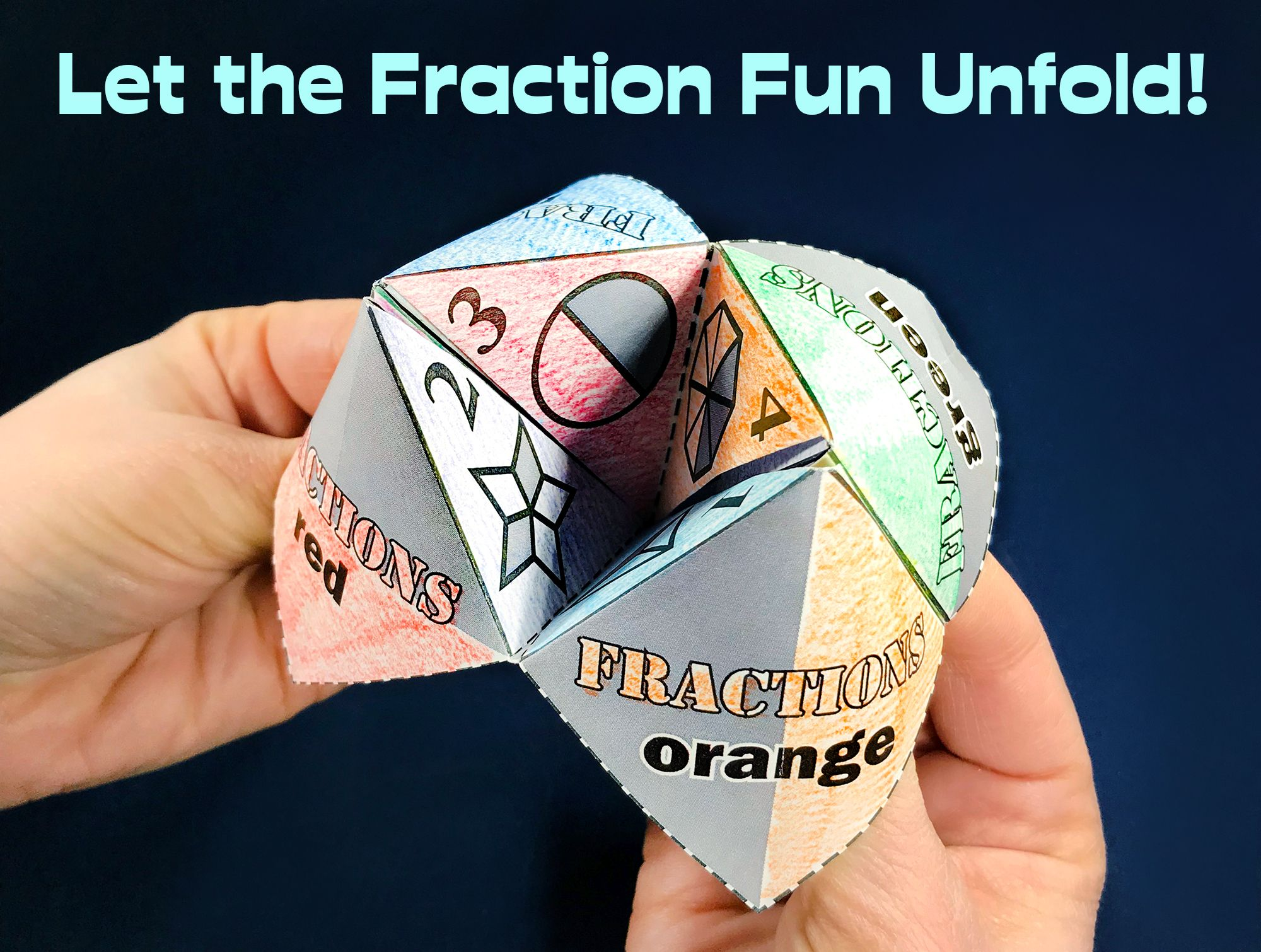 It S Time For Some Fraction Fun Check Out The
