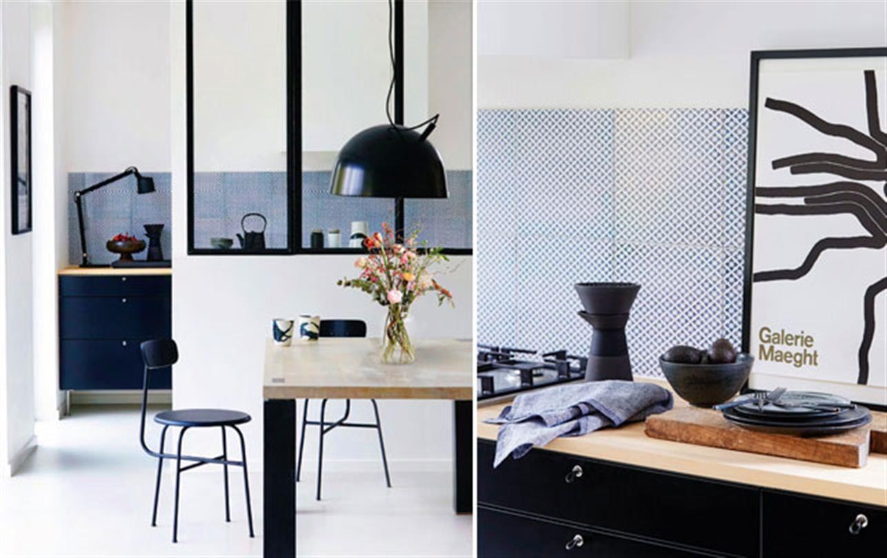 Køkken: Grafisk boheme