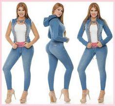 Pantalones Jeans Mujeres Para De Imagenes 14qwZC5