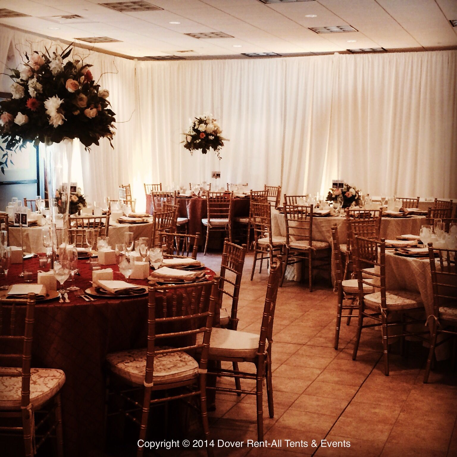 Table And Chair Rentals In Delaware Pink Inflatable Bubble Romantic Champagne Blush Wedding Lewes At Nassau Valley Vineyards Draping Fabric Decor Www