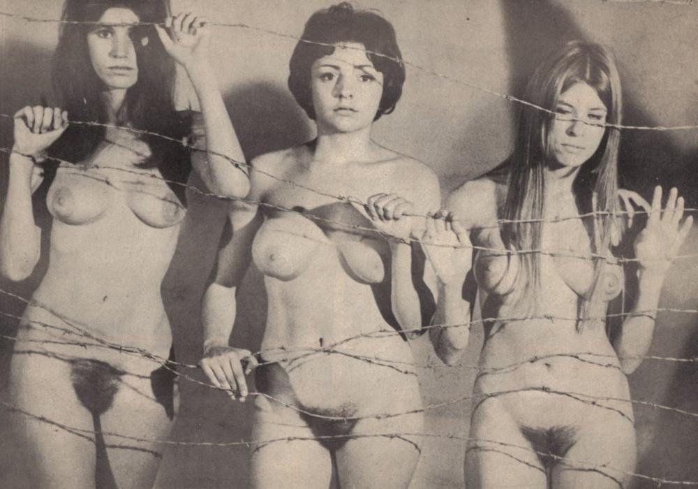 Sexy women inmates nudes