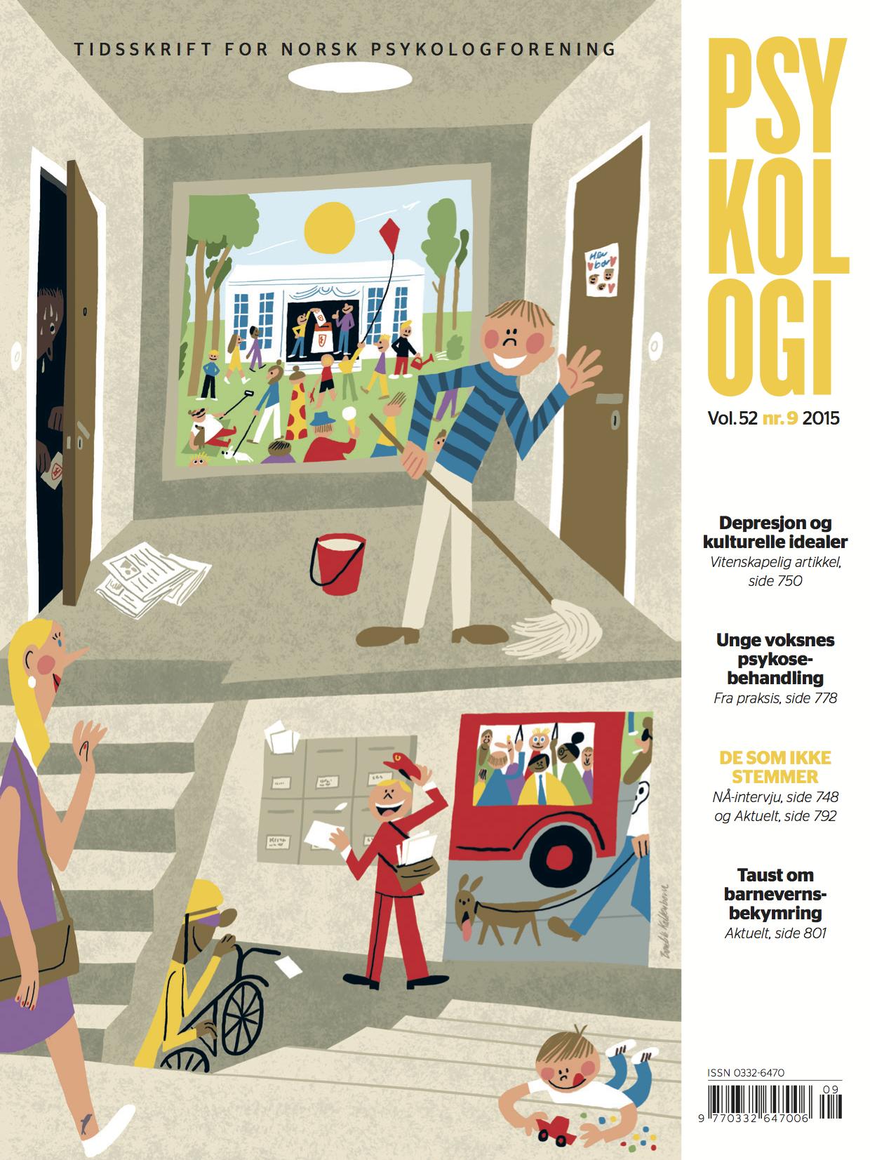 Tidsskrift for Norsk Psykologforening - Asperger syndrom og eksekutive funksjonsvansker: konsekvenser for behandling