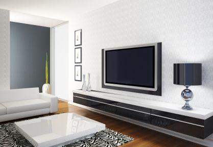 Cool Wall Mounted TV