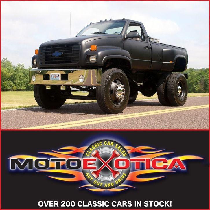 1999 Chevrolet Kodiak Featured Con Imagenes Camiones Vehiculos