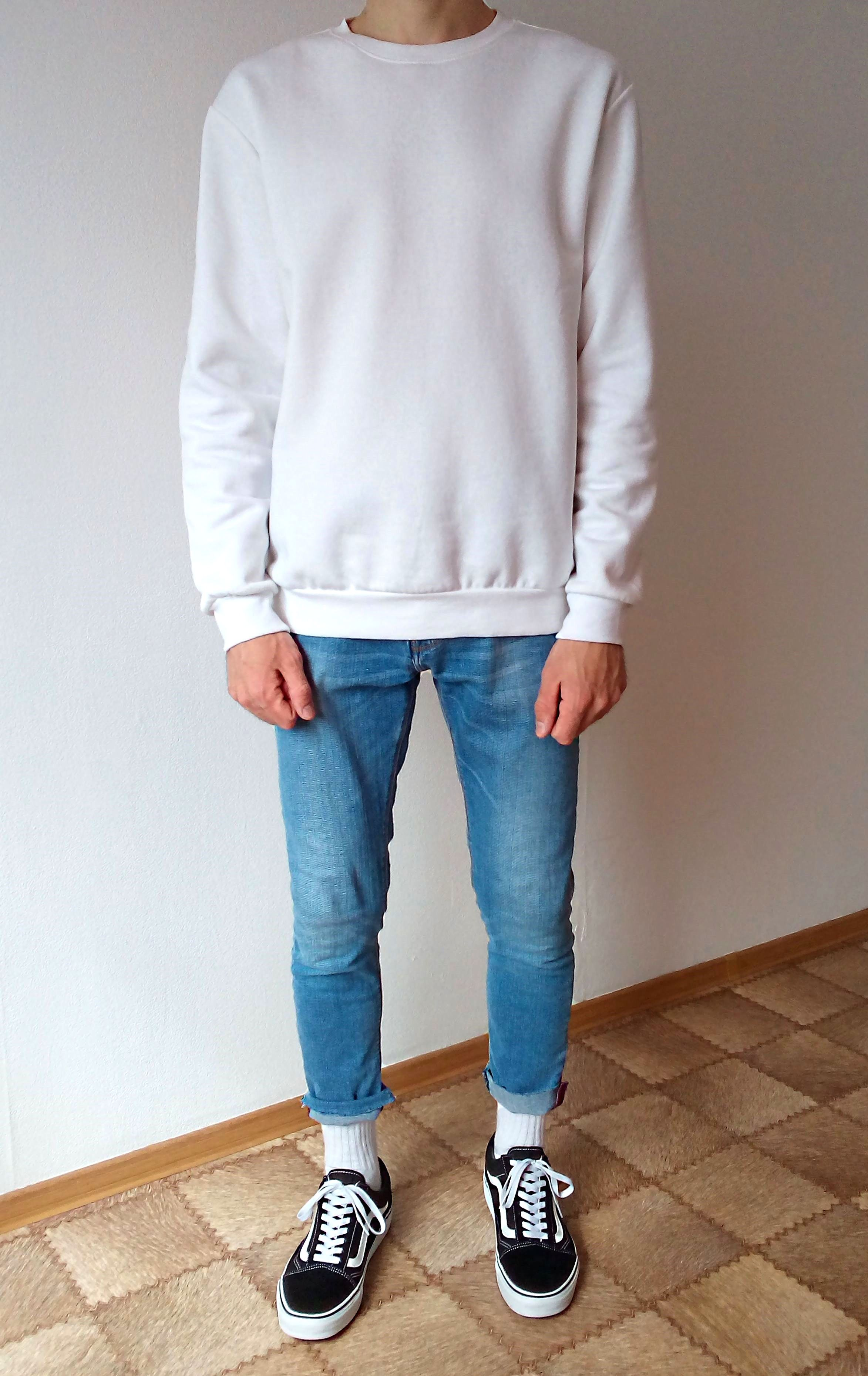 vans old skool skinny jeans boys guys outfit | vans love
