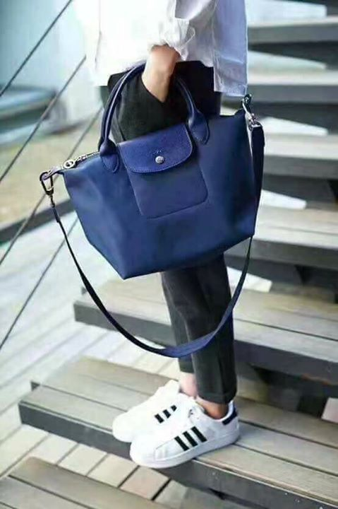 5bcbf2d351f Untitled Longchamp Neo, Longchamp Backpack, Minimal Shoes, Minimal Chic,  Grey Outfit,