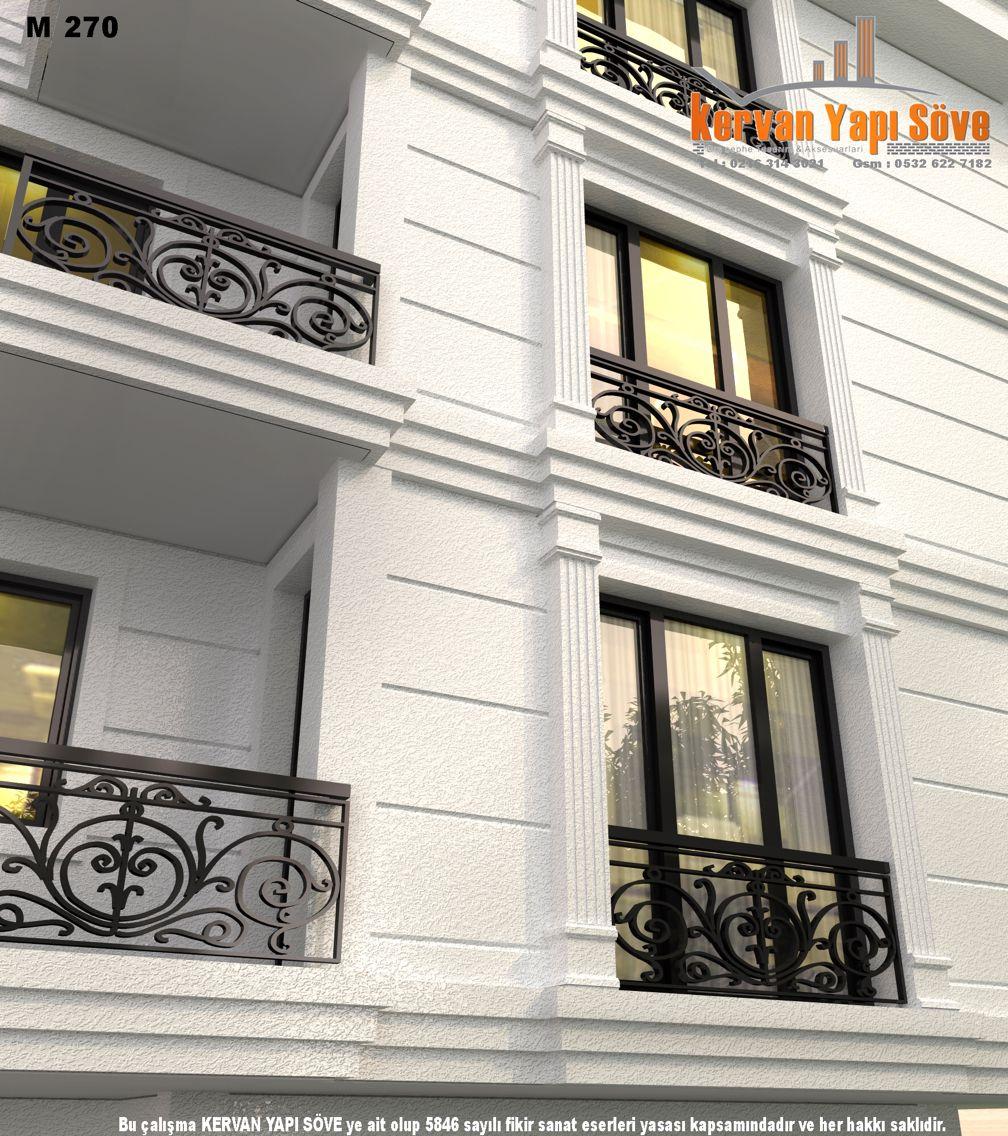 Pin by kervan yap s ve on d cephe pinterest facades for Modern classic building design