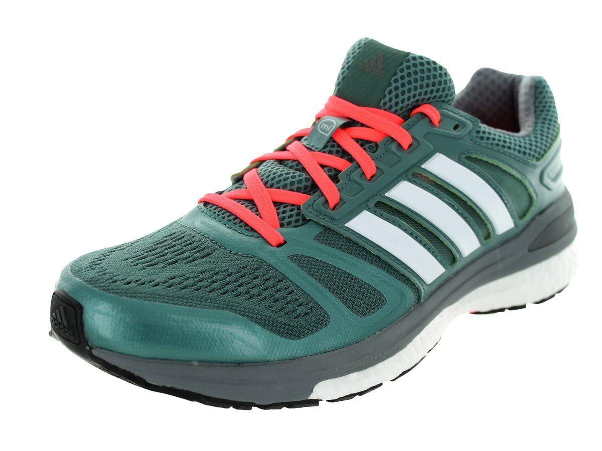 vendita online lusso migliore online adidas Womens Supernova Sequence 7 Green/White/Grey Running Shoe 6 ...