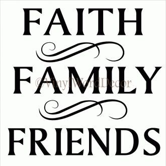 Church Family And Friends Quotes. QuotesGram | Family ...