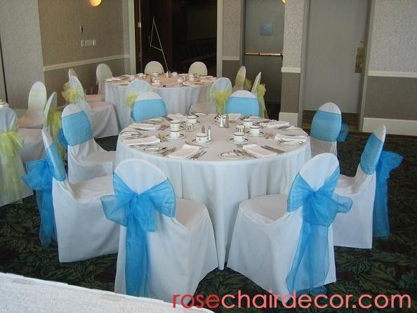Turquoise Wedding Ideas Decorating Decoration