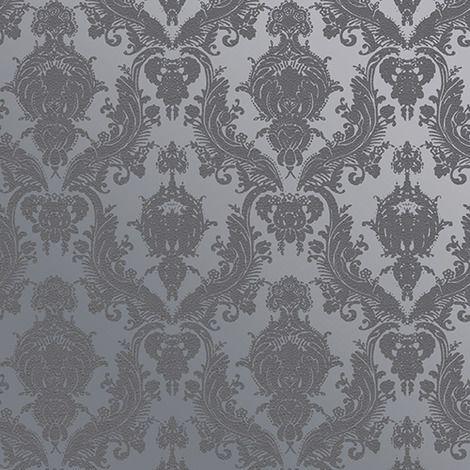 Tempaper Damsel Textured Removable Wallpaper Pearl Wallpaper