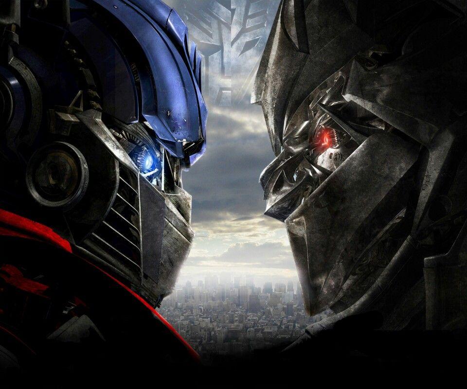 Optimus Prime Wallpaper Hd: Transformers-Optimus And Megatron