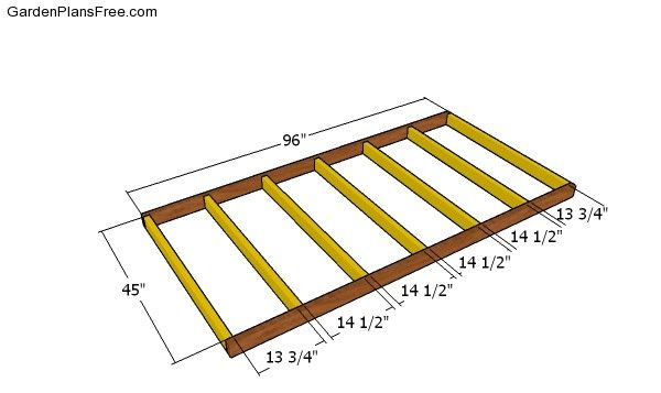 Deer Stand Plans 4x8 Free Pdf Download Free Garden