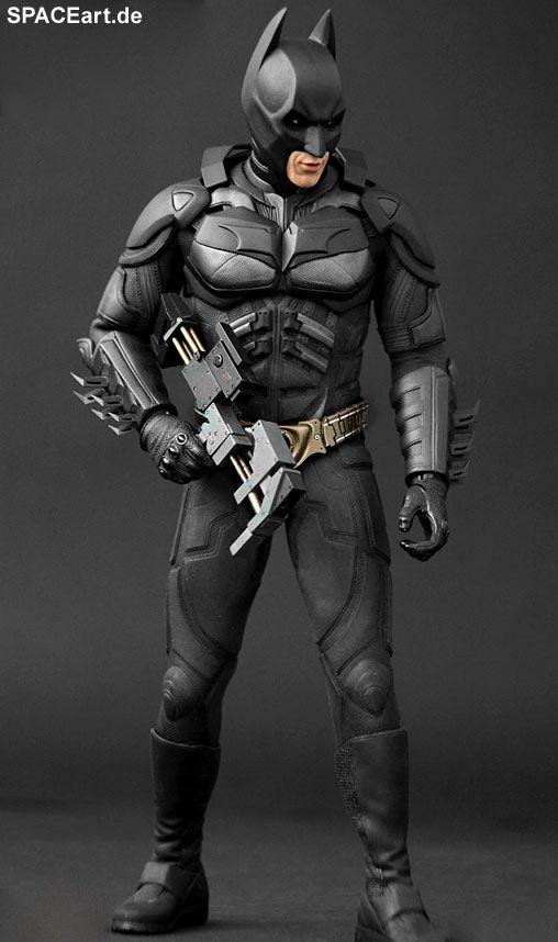 batman the dark knight batman deluxe figur fertig modell. Black Bedroom Furniture Sets. Home Design Ideas