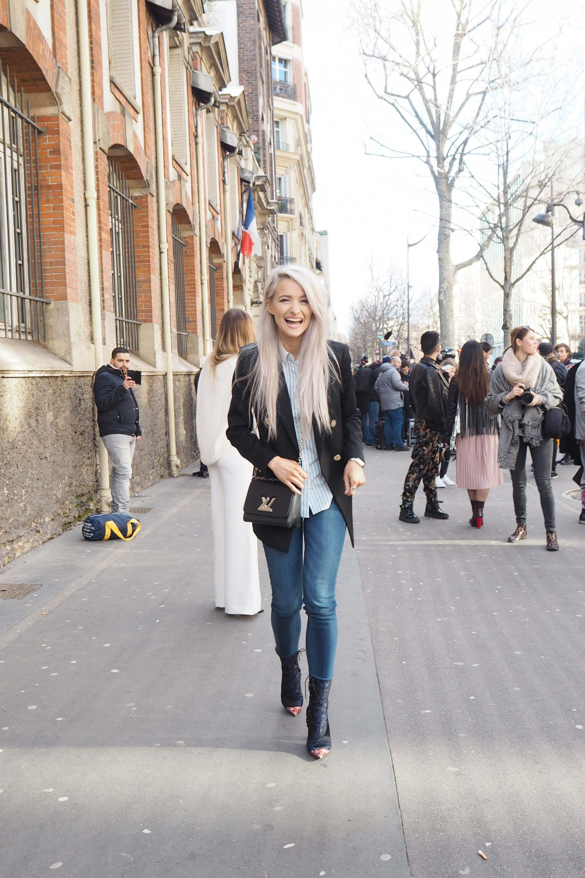 9af9e3cdd489 A whirlwind trip to Paris Fashion Week