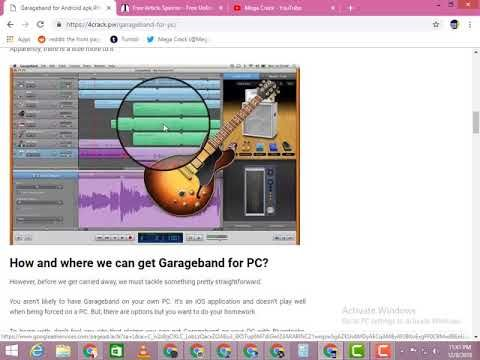 Free Garageband For Pc And Laptop 2019 Garageband For Android Apk