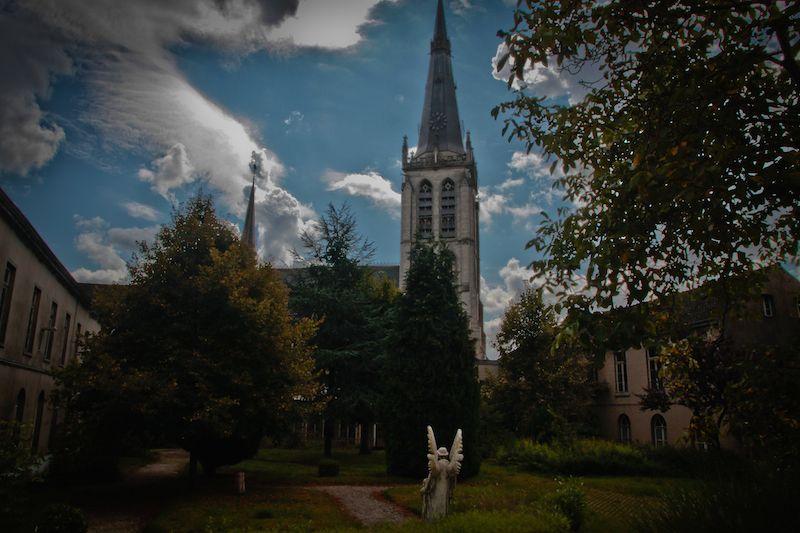 Alsemberg - Klooster van de Franse nonnen – 20 août 2014   © Copyright 2016 R.John Spitaels. Brussels.